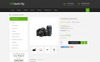 """Electrify Store"" Responsive OpenCart Template Groot  Screenshot"