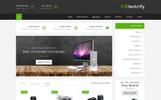 Plantilla OpenCart para Sitio de Críticas de electrónica