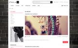 """Fallin - Fashion Store"" Responsive OpenCart Template"