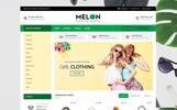 Responsivt Melon - Fashion Store OpenCart-mall