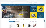 Tools Bazar OpenCart Template