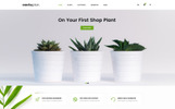 Responsivt Cactuplan Plant Store OpenCart-mall