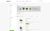 Cactuplan Plant Store Template OpenCart  №72055 Screenshot Grade
