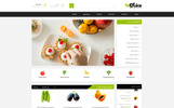 Guice Organic Store Template OpenCart  №72053