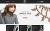 Diamond Jewelry Store OpenCart Template Big Screenshot