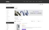 "Tema OpenCart Responsive #73479 ""Infex - Electronics Store"""