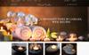 Macand Candles Store OpenCart Template Big Screenshot