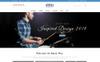 """Template OpenCart Responsive #73552 """"Musean - Musical Store"""" Screenshot grande"""