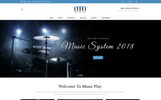 """Template OpenCart Responsive #73552 """"Musean - Musical Store"""""""