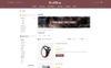 """Responzivní OpenCart šablona """"Petfire - Animals Store"""" Velký screenshot"""