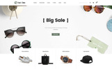 Fast Box - Accessories Store OpenCart Template