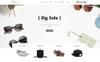 Fast Box - Accessories Store OpenCart Template Big Screenshot