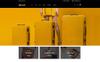 LaFash Fashion Store Tema WooCommerce №73766 Screenshot Grade