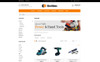 Work Box - Tools Store OpenCart Template Big Screenshot