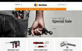 Responsive Work Box - Tools Store Opencart Şablon