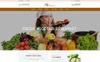 Reszponzív FreshVeg - Vegetable Store OpenCart sablon Nagy méretű képernyőkép