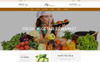 """FreshVeg - Vegetable Store"" Responsive OpenCart Template Groot  Screenshot"