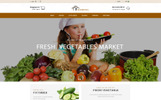 """FreshVeg - Vegetable Store"" Responsive OpenCart Template"