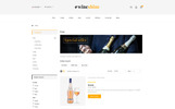 Wine Shine Store OpenCart Template
