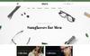 """Responzivní OpenCart šablona """"Eye Wear - Glasses Store"""" Velký screenshot"""