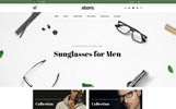 Reszponzív Eye Wear - Glasses Store OpenCart sablon