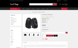 """OpenCart Vorlage namens """"Totertrax Electronics Store"""""""