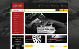 Autoclue - Spare Parts Store OpenCart Template