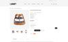LOOT - Fashion Store OpenCart Template Big Screenshot