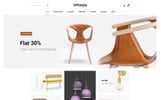 Offistyle - Furniture Shop OpenCart Template
