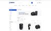 ElectroHub - Digital Store OpenCart Template Big Screenshot