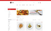 Food Square - Restaurant Store OpenCart Template Big Screenshot
