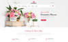 Lotusflo - Flowers Store Template OpenCart  №77881 Screenshot Grade