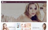 """OpenCart Vorlage namens """"Elegant Cosmetic Store"""""""