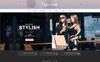 StyleMart - Fashion Store OpenCart Template Big Screenshot