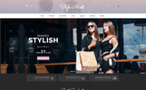 "OpenCart шаблон ""StyleMart - Fashion Store"""