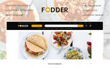 "Responzivní OpenCart šablona ""Fodder Restaurant Store"""