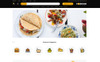Fodder Restaurant Store OpenCart Template Big Screenshot