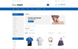 Reszponzív Blue Mart - Online Mega Store OpenCart sablon