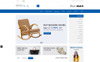 Blue Mart - Online Mega Store OpenCart Template Big Screenshot