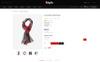 "Modello OpenCart Responsive #78911 ""Style Fashion Store"" Screenshot grande"