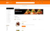 Martech Food Store OpenCart Template Big Screenshot