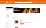"OpenCart Vorlage namens ""Martech Food Store"""