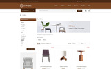 Cyphers - Furniture Store OpenCart Template