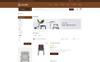 Cyphers - Furniture Store OpenCart Template Big Screenshot