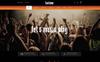 "OpenCart Vorlage namens ""Beatmus - Musical Instrument Store"" Großer Screenshot"