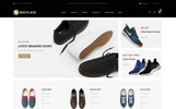 Bootlace Shoes Store OpenCart Template