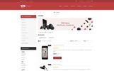 """""""Wecart - Multipurpose Store"""" Responsive OpenCart Template"""
