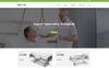 Responsywny szablon OpenCart Medxine - Drugs Store #80052 Duży zrzut ekranu