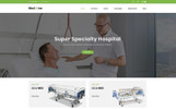 Responsywny szablon OpenCart Medxine - Drugs Store #80052