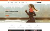 "OpenCart шаблон ""Disport - Sports Accessories Store"""